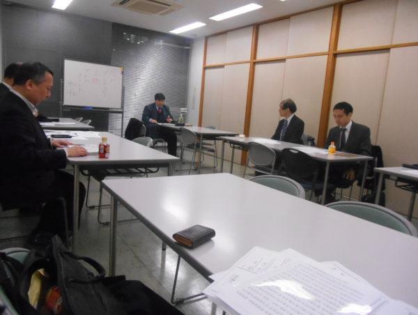 4月27日禅の知恵と古典に学ぶ人間学勉強会開催しました。
